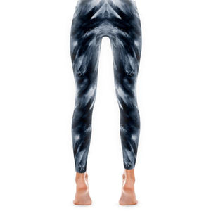 Brush Stroke - Active Gear Tights