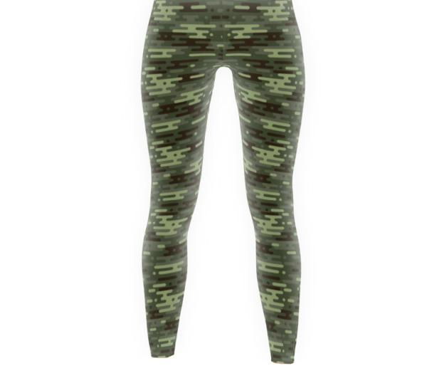 Camo - Active Gear Tights