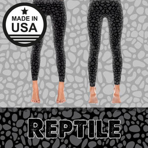 Reptile - Active Gear Tights Xs / Black