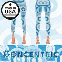 Concentric - Active Gear Tights Xs / Blue