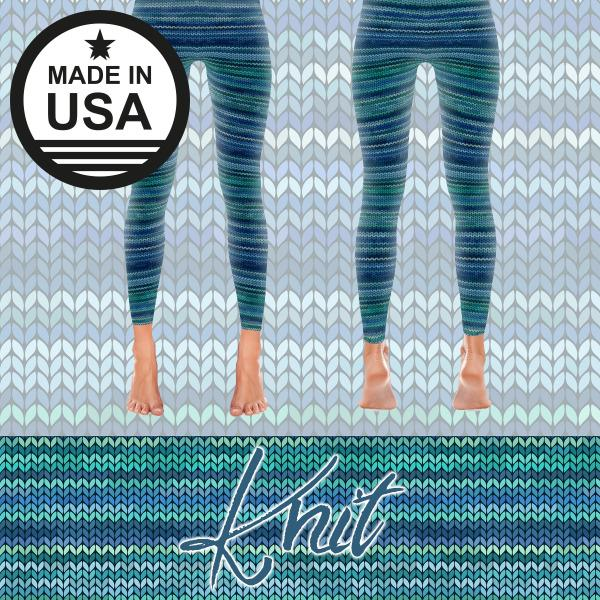 Knit - Active Gear Tights Xs / Blue