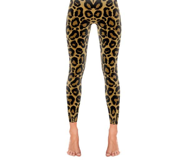 Leopard - Active Gear Tights