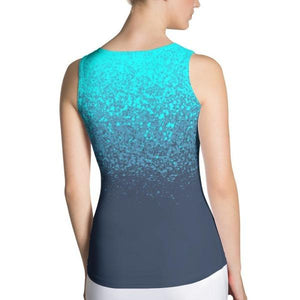 Blue Specks - Active Gear Tank