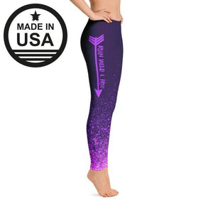Rwf Purple - Full Length Xs / Purple