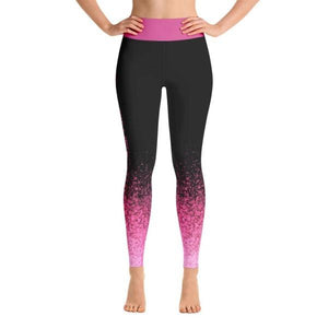 Rwf Pink - Yoga Xs / Black