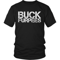 Buck Furpees - Mens Shirt Gildan Unisex / Black S T-Shirt
