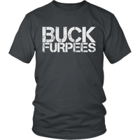 Buck Furpees - Mens Shirt Gildan Unisex / Gray S T-Shirt