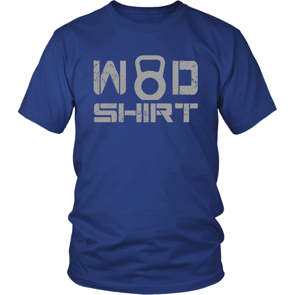 Wod Shirt - Mens T-Shirt