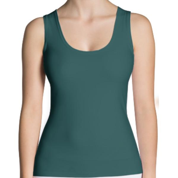 Solids - Active Gear Tank Xs / Turquoise