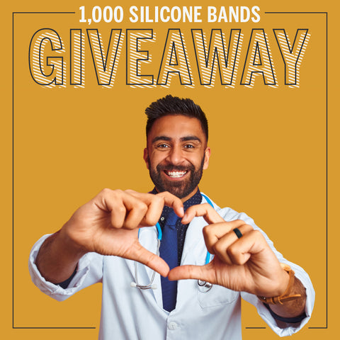 Silicone Ring Giveaway