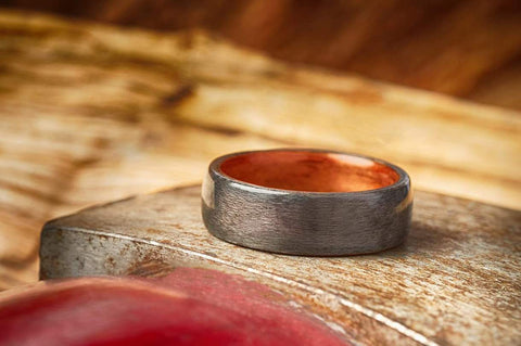 The Crockett Wood Ring
