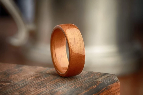 The Drake Wood Ring