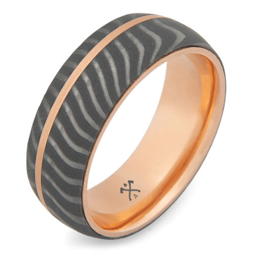 Manly Bands' The Warnock Ring