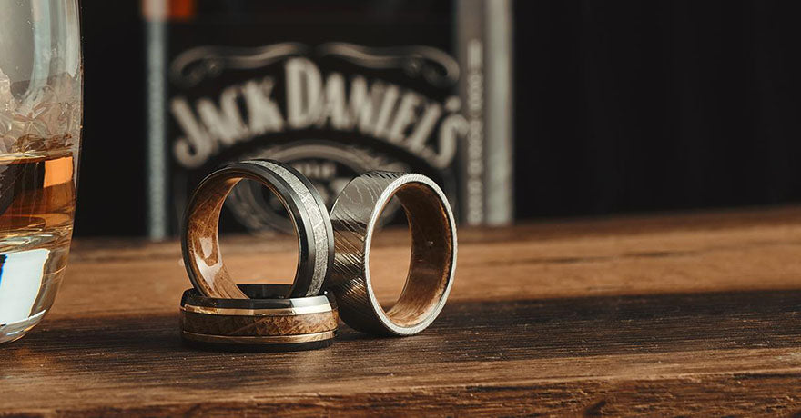 jack daniels whiskey manly bands