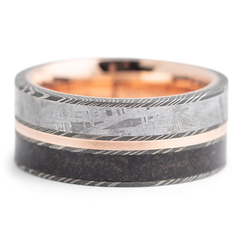manly bands custom wedding ring