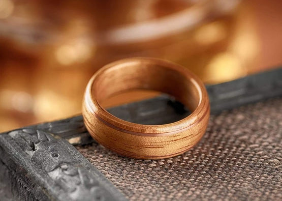 the jacques wooden ring