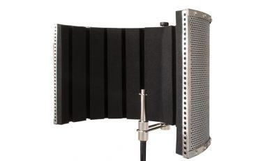 CAD AS32Flex ACOUSTI-SHIELD 32 - STAND MOUNTED FOLDING ACOUSTIC ENCLOSURE