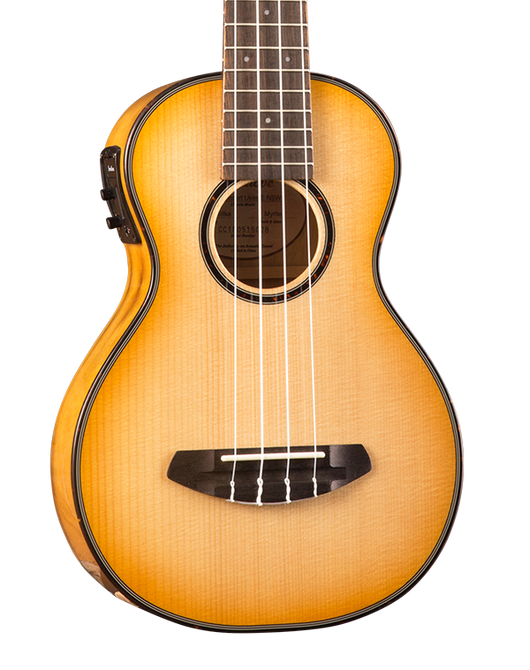 Breedlove Lu'au Concert Ukulele Natural with Shadow Pickup