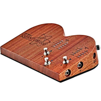 Ortega QuantumLoopMulti Digital Percussion Stomp Box and Looper