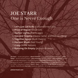 Joe Starr | One Is Never Enough CD