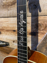 Breedlove David Starr Rise Up Again Limited Edition Concerto