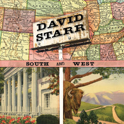 David Starr | South And West CD