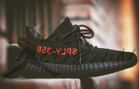 Brad Hall Buys the YEEZY Boost 350 V 2 'Bred' for His Wife