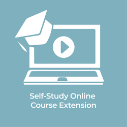 Three Self-Study Online Course Extensions
