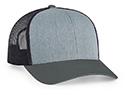 Pacific Headwear Trucker Mesh 104C