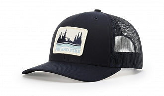 Richardson Cap Trucker Mesh Recycled 112RE