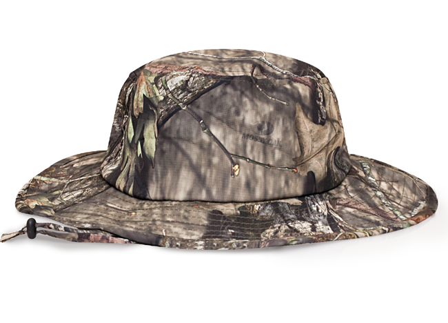 Pacific Headwear Active Sport Mossy Oak Camp Boonie 1948