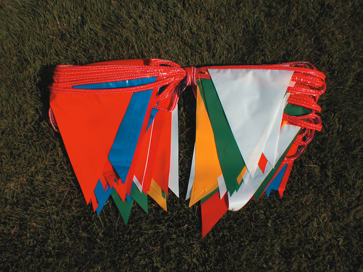 Blazer Cross-Country Chute Pennants on Rope Only 2901