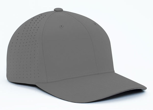 Pacific Headwear Perforated F3 Performance Flexfit 474F
