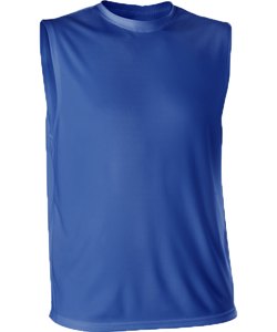 Alleson Tech Tee Microfiber Sleeveless Youth 506XSY