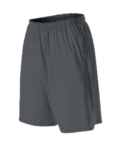 Alleson Tech Shorts Flat Knit with Pockets Youth 598KPPY