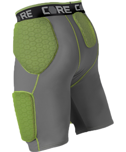 Alleson Football Girdle Five Padded Integrated Youth 5SIPGY