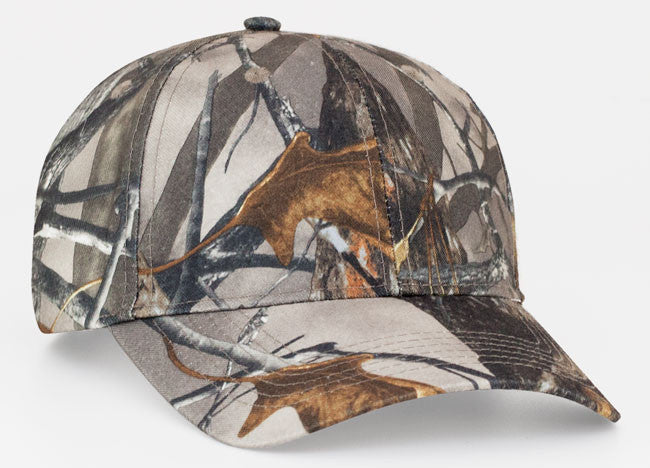 Pacific Headwear Camouflage Structured 690C