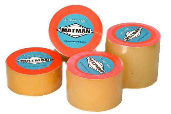 Matman Tape Transparent Vinyl Mat # 75