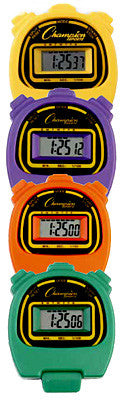 Champion Stopwatches Colored 910