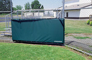 Stackhouse Baseball Backstop Padding  BBBSP