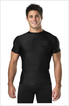 Cliff Keen Workout Compression Gear Short Sleeve Top BDUSS1