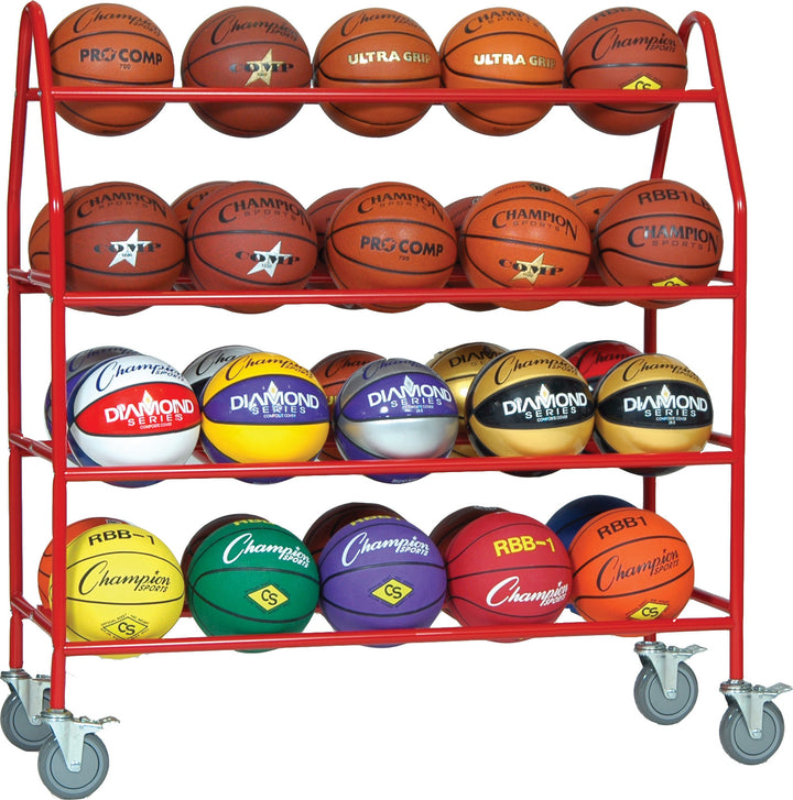 Champion Ball Rack Deluxe Pro Style BRCPRO