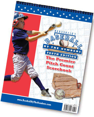 Baseball by the Numbers Youth Scorebook