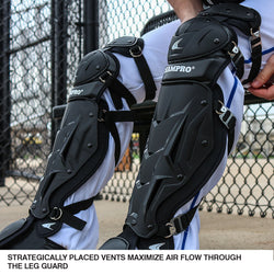 Champro Baseball Catcher's Leg Guards CG100