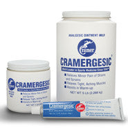 Cramer Medical Cramergesic Ointment 1 lb Jar 034538
