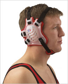 Cliff Keen Wrestling Headgear Tornado F5