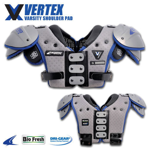 Champro Football Shoulder Pads Vertex FSPV
