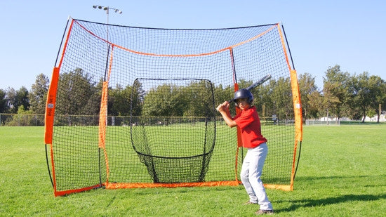 Bownet Baseball Hitting Station Mini Backstop BOWHS
