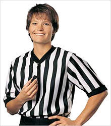 Cliff Keen Basketball Referee Women K18VNUM