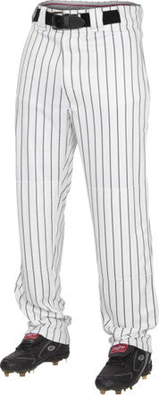 Rawlings Baseball Pants Plated Pro Stripe Youth YPIN150